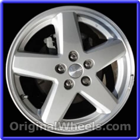 Jeep Compass 2008 Tire Size 2008 Jeep Compass Rims 2008 Jeep Compass Wheels At