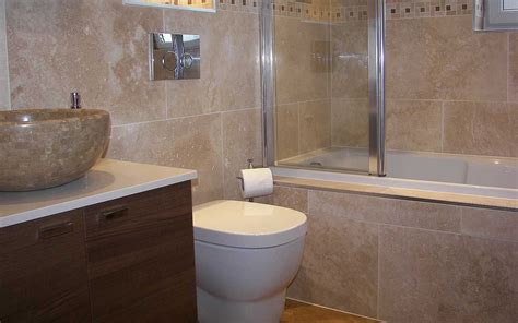 travertine bathroom bathroom supplied and fitted in edinburgh by emerald