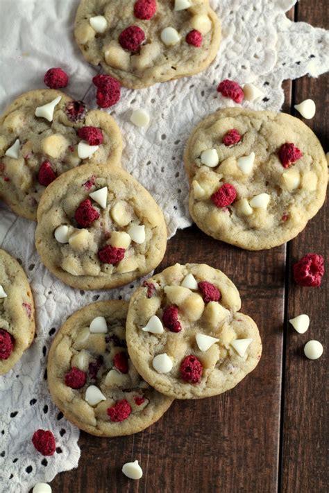 chocolate raspberry cookies recipes dishmaps chocolate raspberry cookies recipe dishmaps
