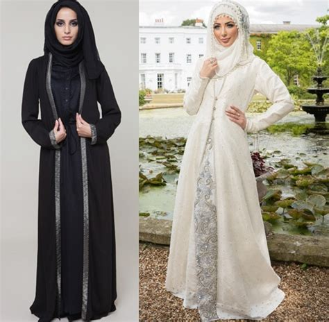 Fashion Gamis Abaya Julian unveil 6 fashionable burqa designs you can opt for burqa designs top designers and designers