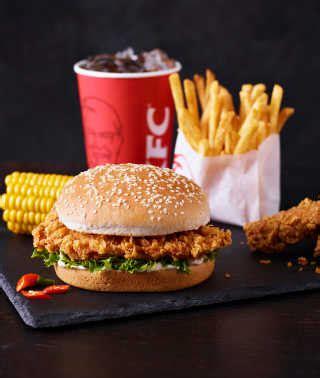Diet Meal Box kfc box meals