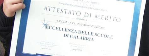 ufficio scolastico regione calabria istituto aletti premio scuola d eccellenza della regione