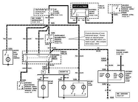ford ranger wiring schematic wiring diagram networks