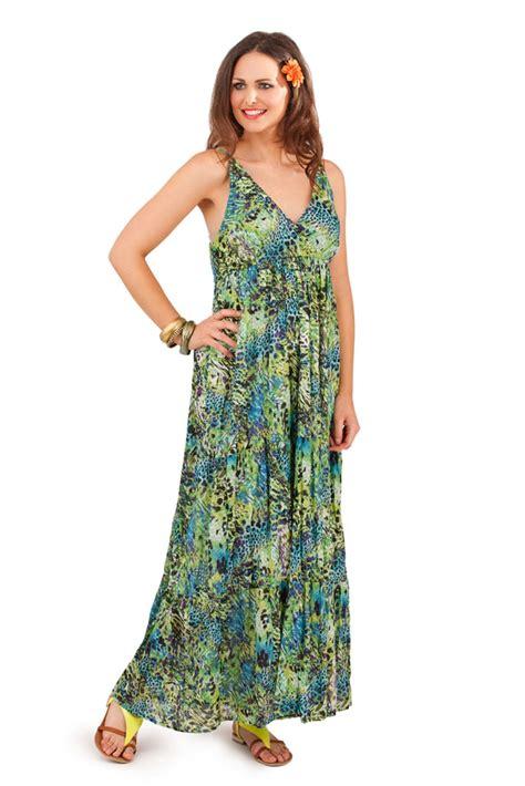 New Dress Flower Maxy 2 By womens 100 cotton flower v neck maxi length summer