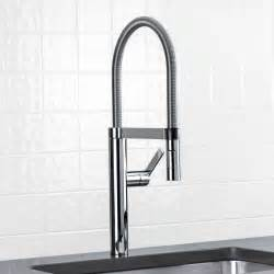 semi professional kitchen faucet blanco meridian semi professional kitchen faucet buy