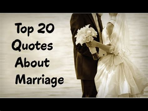 Top 20 Quotes About Marriage   Positive & Funny Marriage