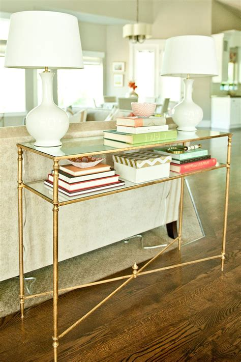 console table furniture sofa table design plans woodworking projects plans