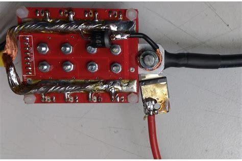 welder rectifier diodes diy arduino battery spot welder diode set from kaeptnbalu on tindie