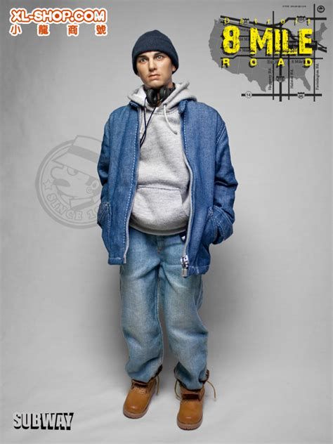 eminem figure 8 mile subway 1 6 figure detroit 8 mile road
