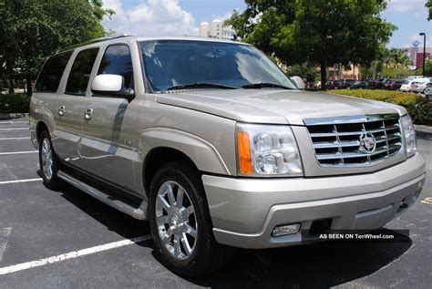automotive air conditioning repair 2006 cadillac escalade regenerative braking 2006 cadillac escalade esv platinum awd florida car