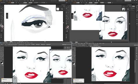 usando pattern illustrator vectorizado de fotos usando illustrator y ph parte1