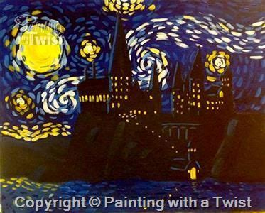 paint with a twist gainesville magical in the wizarding world 5 4 2015 http www