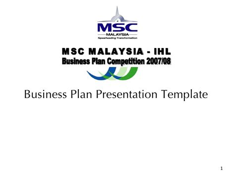plan template business competition nyda plan template