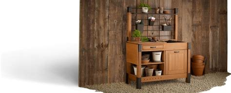 smith and hawken potting bench potting bench products i love pinterest potting benches