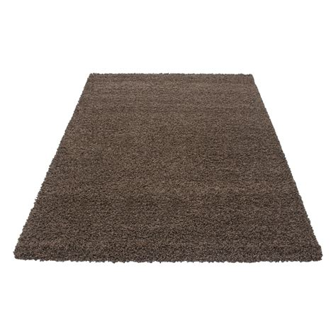 thick soft rugs 5cm thick soft touch shaggy shag pile rugs runner