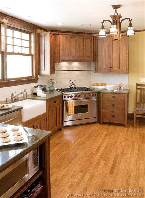 kitchen design ideas org craftsman kitchen design ideas and photo gallery