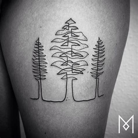 minimalist tattoo artist berlin artist takes line art to next level by making single