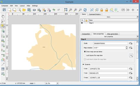 layout view in qgis 27 differences between arcgis and qgis the most epic gis