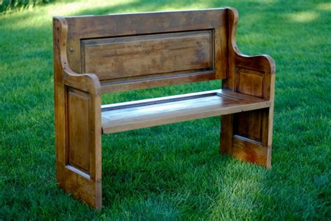 benches made from old doors door furniture bench made from an old door old