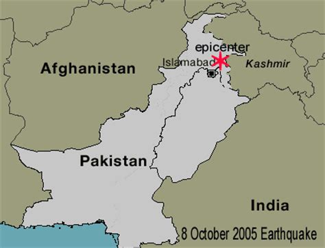 Pakistan Earthquake 2005 Essay by Essay On Earthquake In Pakistan 2005