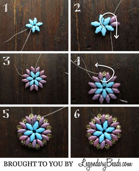 17 best images about beadwork duo on