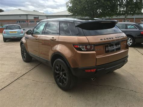 land rover evoque for sale uk second land rover range rover evoque sold going to