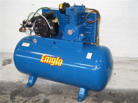 emglo kc  air compressor  hp ebay