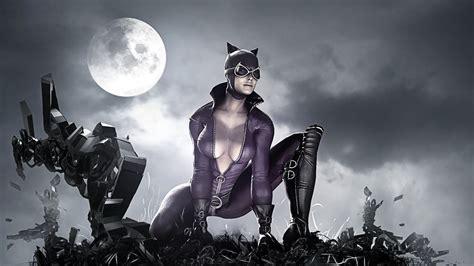 wallpaper batman catwoman batman arkham city wallpapers avatars hd