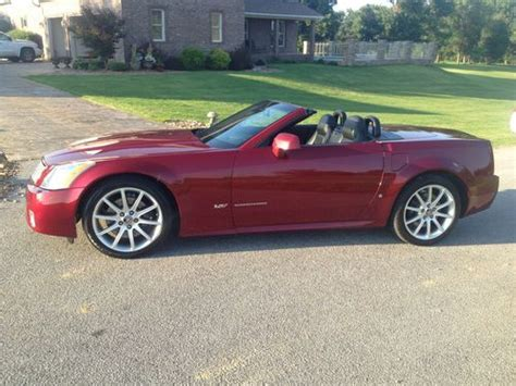 auto air conditioning repair 2006 cadillac xlr v user handbook sell used 2006 cadillac xlr v convertible 2 door 4 4l in trenton tennessee united states for