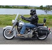 Harley Heritage Softail Classic Review  Motorbike Writer