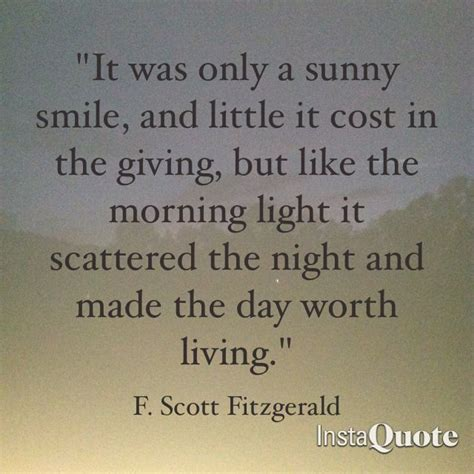 F Fitzgerald Quotes Worth Waiting For by F Fitzgerald Quotes Quotesgram