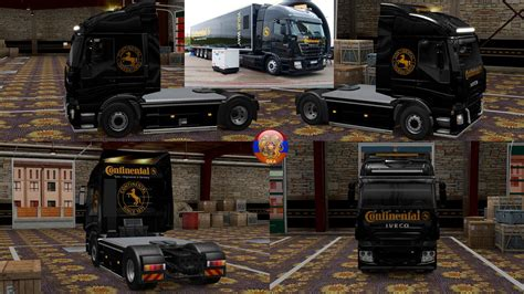 skin pack new year 2017 for iveco hiway and volvo 2012 iveco hiway strator stralis continental combo skin packs