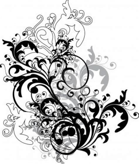 Hj Tribal free lace designs free clip free clip on clipart library