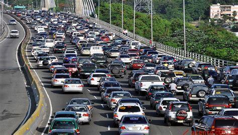 imagenes de trafico web aumenta tr 225 fico vehicular en principales avenidas de la