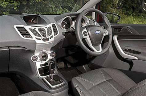 ford fiesta  style auto review autocar