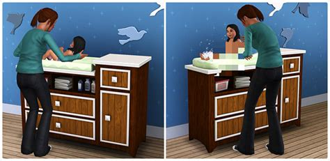 baby fell changing table station plus de couches 224 changer ni de bains 224 donner