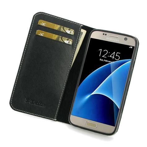 Samsung Galaxy S7 Wallet Caseme Leather Flip Cover Casing Dompet samsung galaxy s7 leather smart flip wallet pdair kickstand