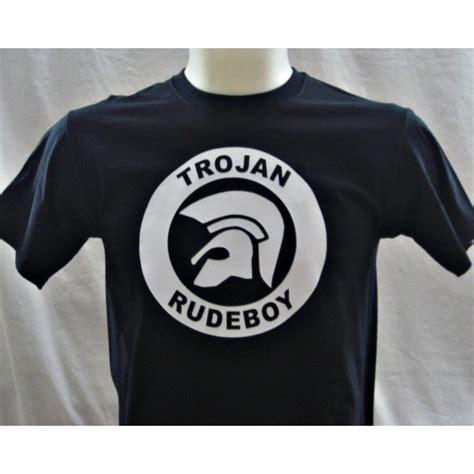 Tshirt Trojan 4 t shirt trojan rudeboy