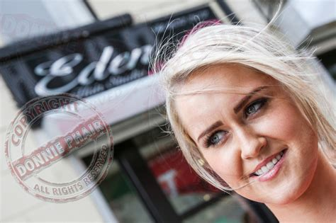 Hair And Makeup Enniskillen | donnie phair photography eden hair and beauty salon