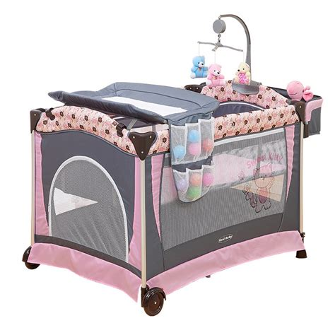 portable travel cribs for babies graco travel lite