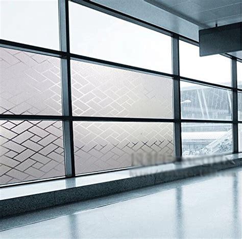 decorative bathroom windows coavas decorative window film self static adhesive bathroom window privacy f