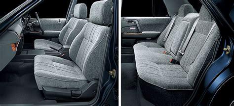 nissan cedric interior 日産 セドリック cedric ビジネスセダン バン インテリア