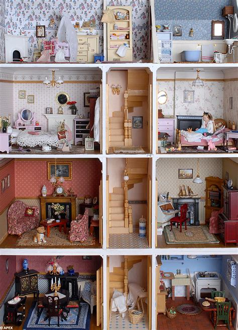 victorian dolls house figures victorian doll house bilder bloguez com
