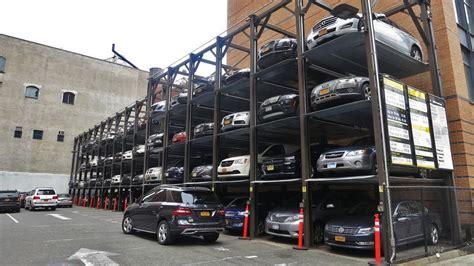 Auto Mieten New York by Parkchaos In Manhattan Autorevue At