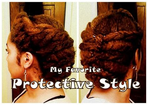 natural hairstyles for christmas party super easy creative natural hair protective style great
