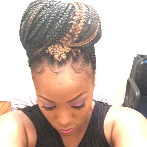 how to thin out crochet braids diy small box braids crochet sewin style janet