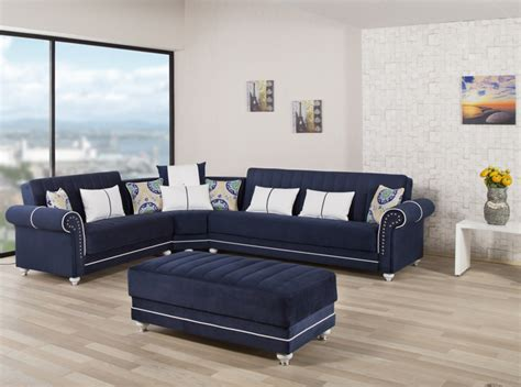 royal blue sectional sofa blue sofa sectional modern dark blue fabric sectional sofa