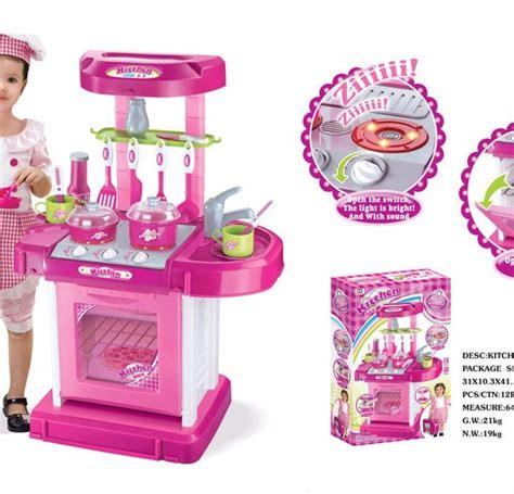 cocina niña cocina juguete para ni 241 a bebe ollas lavaplatos cubiertos