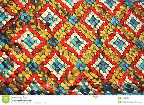 parana light pattern glass mosaic glass color mosaic pattern style stock image image 14526821