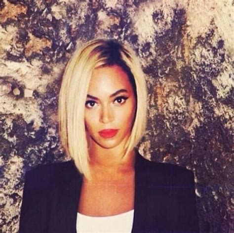 Beyonce Bob Hairstyles by Hairstyle Of The Week The Beyonce Bob Kamdora